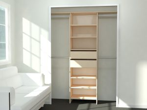 Clubhouse 2 Drawer Tower