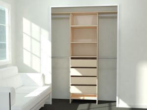 Clubhouse 4 Drawer Tower